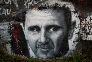 Bachar_el-Assad_graffiti