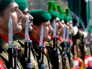 pakistan military
