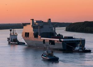 JSS-Karel-Doorman-Leaves-Damen-Galati