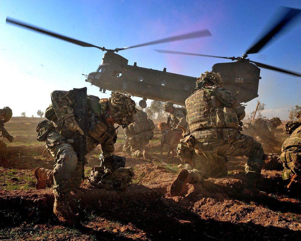 Marathon-kijktip! Een kijkje bij de Royal Marine Commandos : Stukje ...