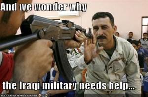 irak krijgsmacht