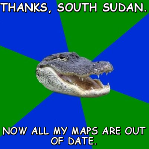 south sudan meme
