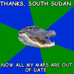south sudan meme